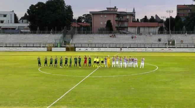 Coppa Italia Serie D Legnano-Castellanzese