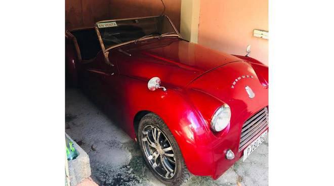 Dany Rossi auto americane Cuba