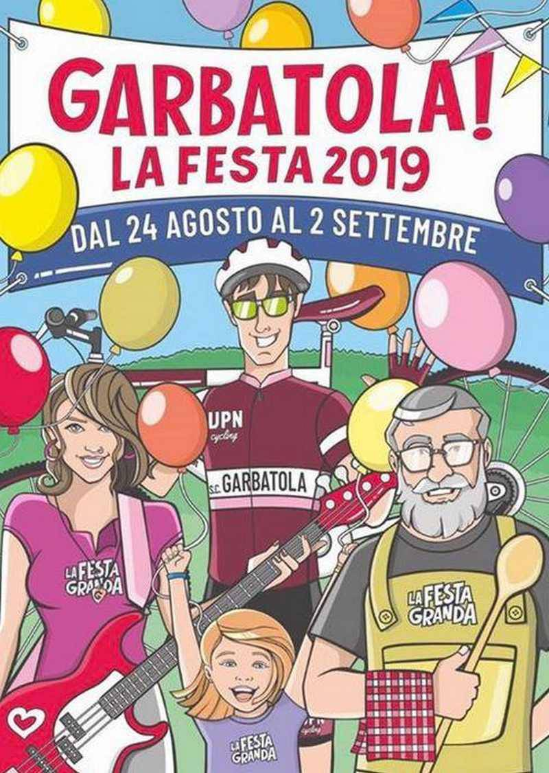 Festa Granda 2019 Garbatola Nerviano