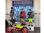 Giulio Pugliese Campionato Europeo Minimoto Essen 2019