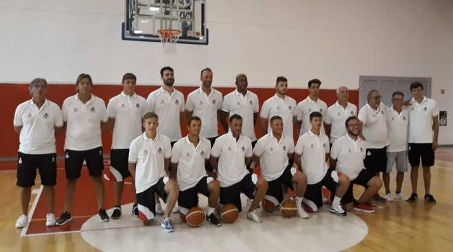 Knights Legnano Basket Serie C Gold 2019/20