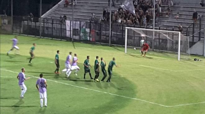 Legnano-Castellanzese Coppa Italia Serie D