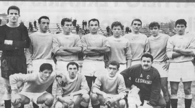 Natale Lamera A.C. Legnano 1964/65