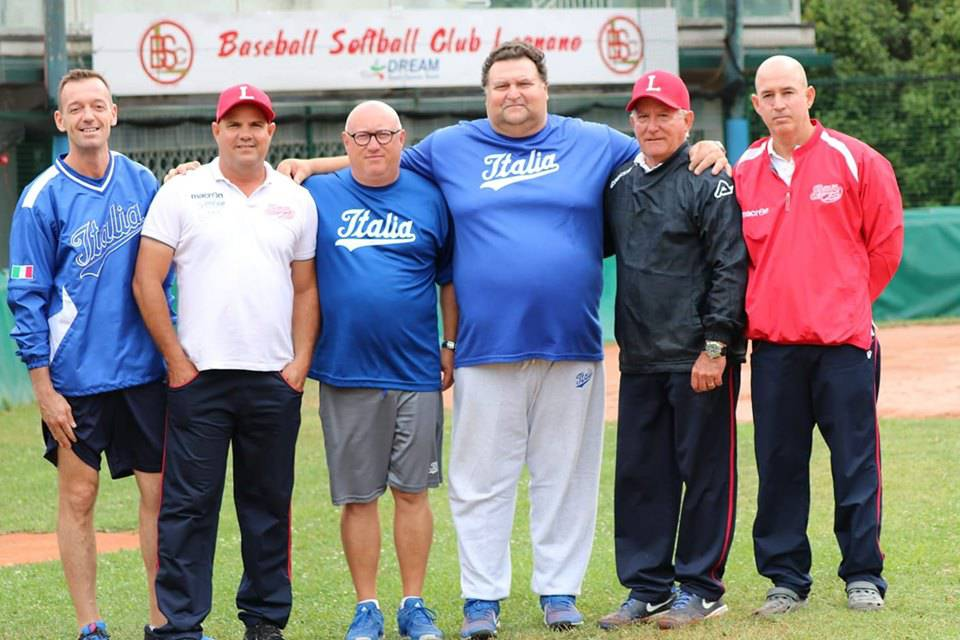 Nazionale Under 19 softball a Legnano