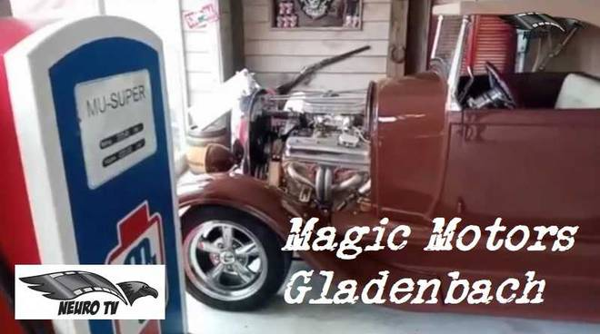 Neuro TV Magic Motors Gladenbach
