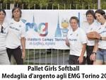 Pallet Girl Softball