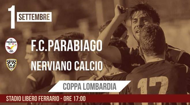 Parabiago-Nerviano Coppa Lombardia Seconda categoria