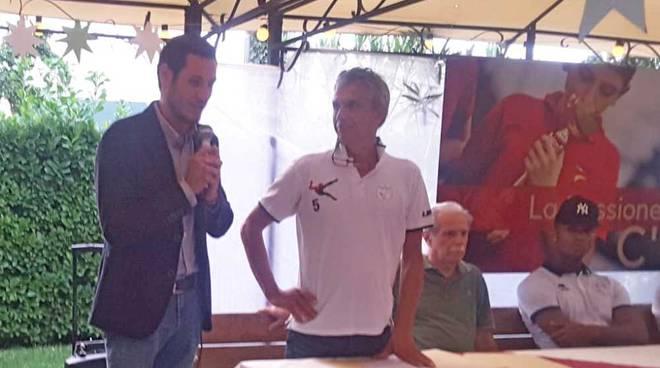 Presentazione prima squadra FC Parabiago 27 agosto 2019