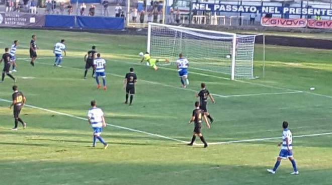 Pro Patria-Matelica 1-0 Coppa Italia Primo Turno