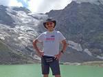 Roberto Mezzenzana Lago delle Locce Monte Rosa Macugnaga