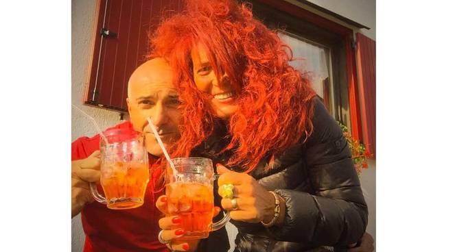 Simona Casati e Gianfranco Quercia