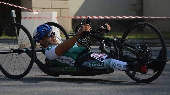 Team Handbike GS Rancilio Parabiago Juan Carlos di Bella