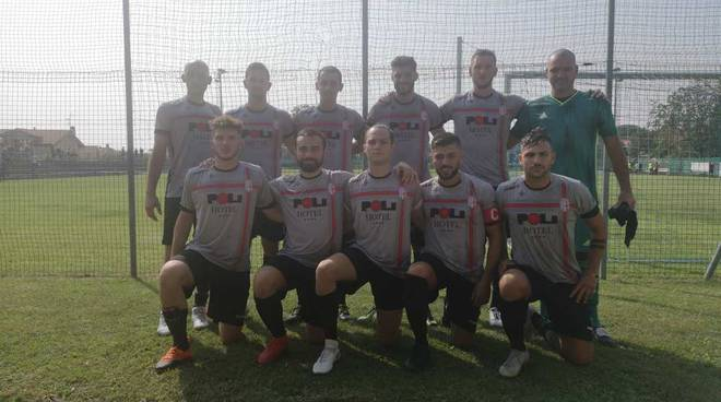 AC Folgore Legnano 2019/2020