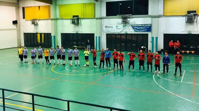 Academy Legnano Calcio a 5-Futsal Castellanza 2-0