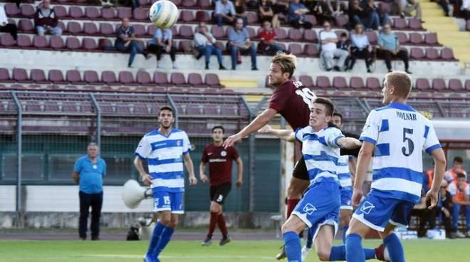 Arezzo-Pro Patria 3-1