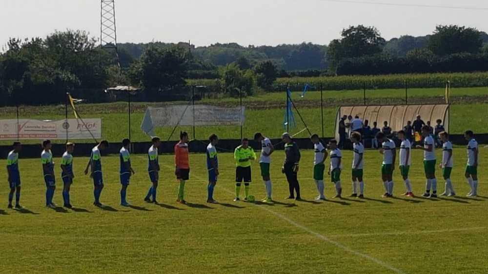 Azzurra Locate Varesino-Olgiatese 1-3 Juniores
