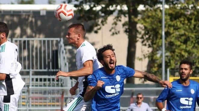 Castellanzese - Folgore Caratese 1-2