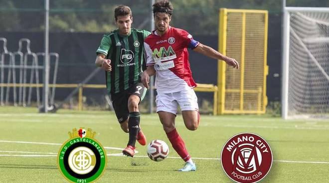 Castellanzese-Milano City 3-1