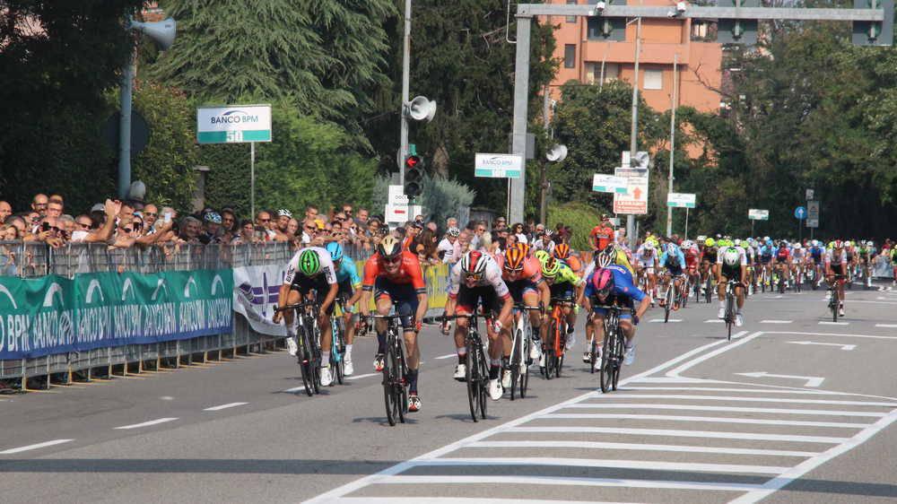 Coppa Bernocchi 2019 arrivo