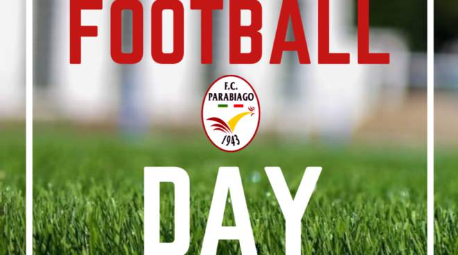 F.C. Parabiago Football Day