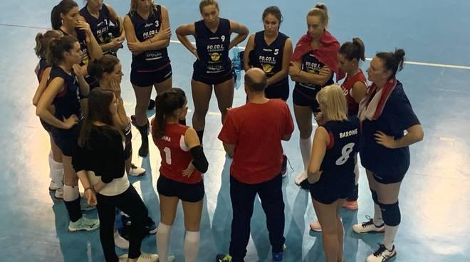 FoCoL Legnano-New Volley Uboldo 3-0