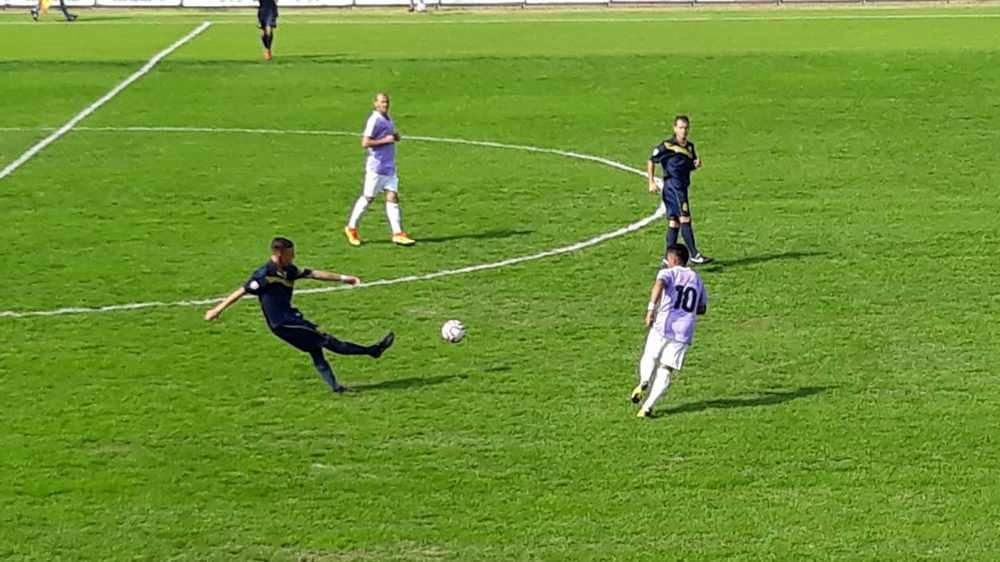 Legnano-Inveruno 1-1