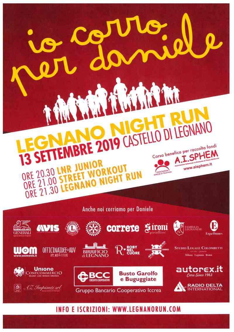 Legnano Night Run 2019