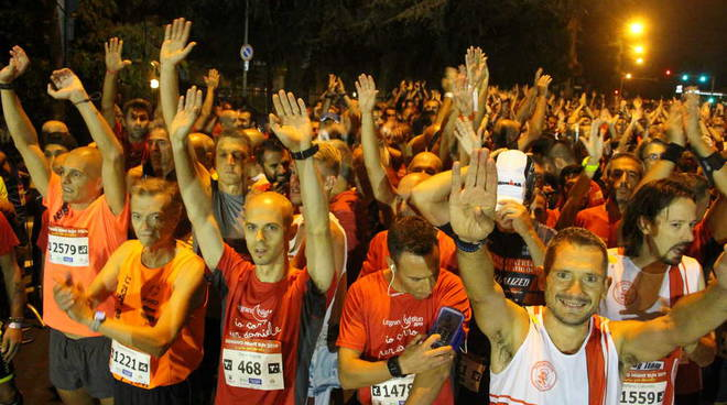 Legnano Night Run 2019 highlights