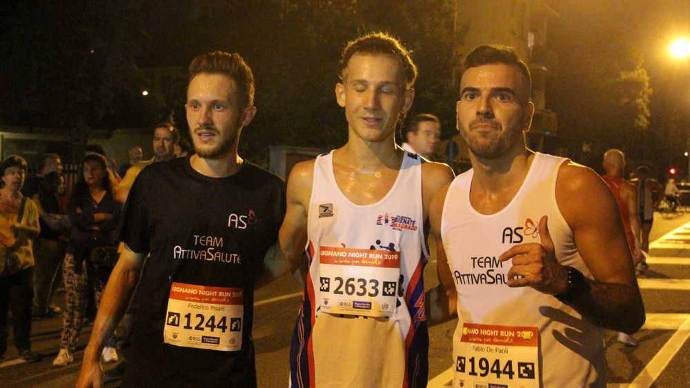 Legnano Night Run 2019 highlights