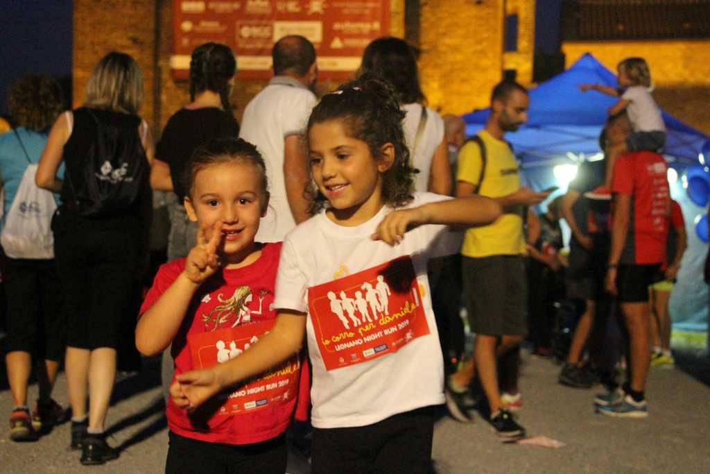 Legnano Night Run 2019 Junior Run