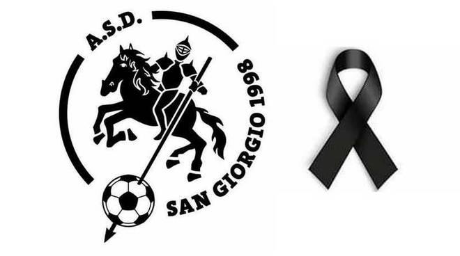 Lutto per l'ASD San Giorgio 1998