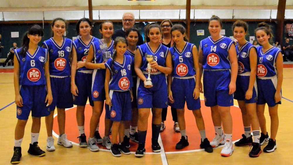Memorial Claudio Colombo e Federica Banfi Bulldog Basket Canegrate