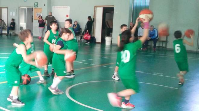 Minibasket OLC Oratori Legnano Centro