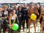 Nuotatori del Carroccio Italian Open Water Tour Noli