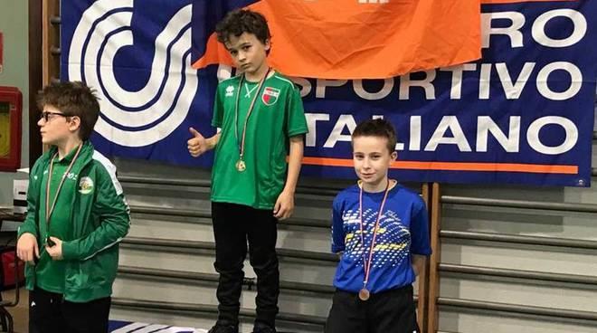 OLC Oratori Legnano Centro Tennis Tavolo