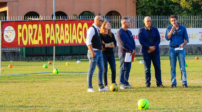 Parabiago Football Day