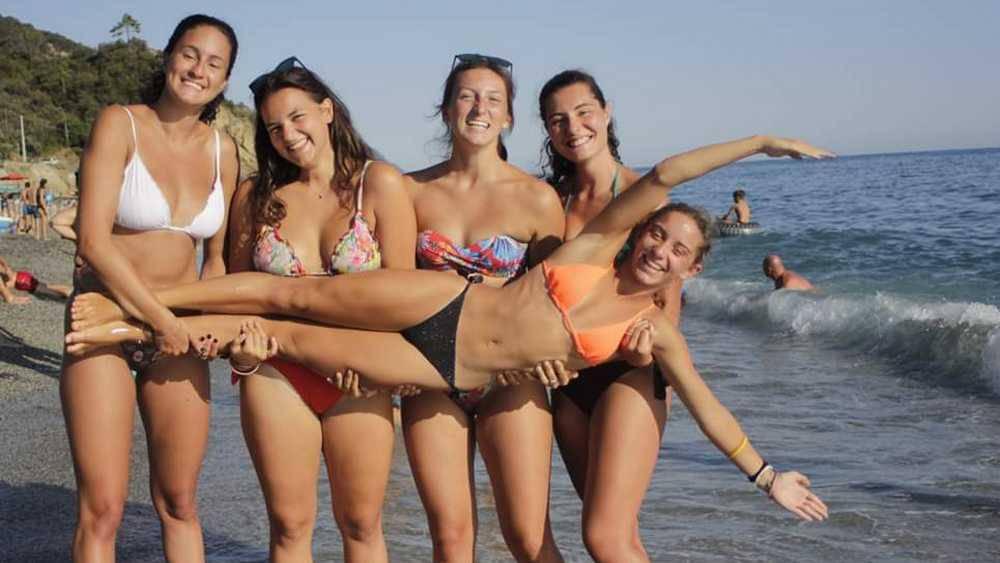 Rari Nantes Legnano Nuoto Sincronizzato vacanze estate 2019
