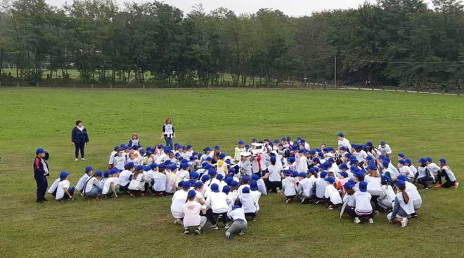 scuola primaria De Amicis di Gorla Maggiore