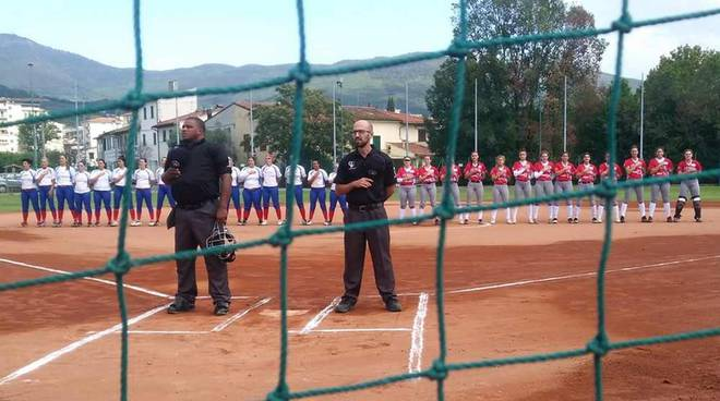 Sestese Softball - Legnano Softball 3-2