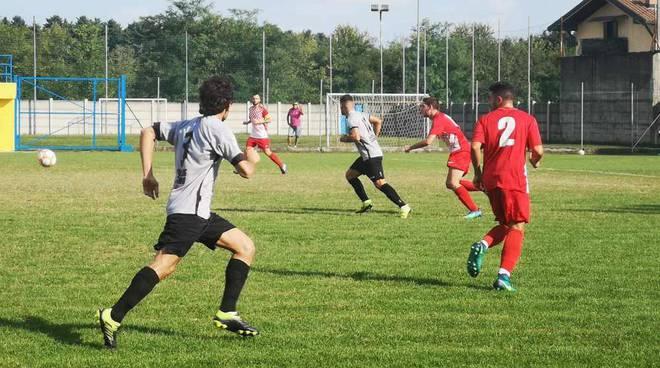 Turbighese-Folgore Legnano 2-3
