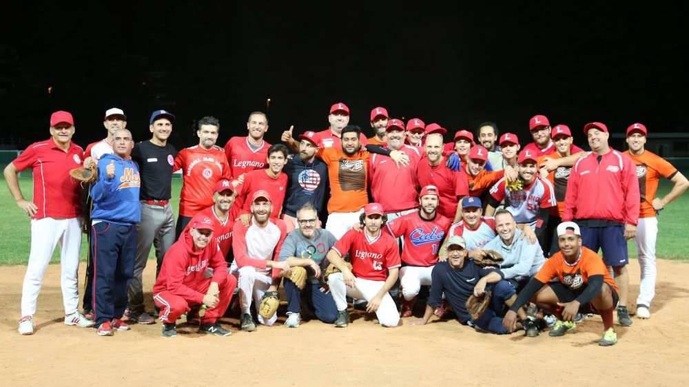 Vecchie Glorie Legnano Baseball