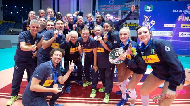 Volley Italia U18 femminile