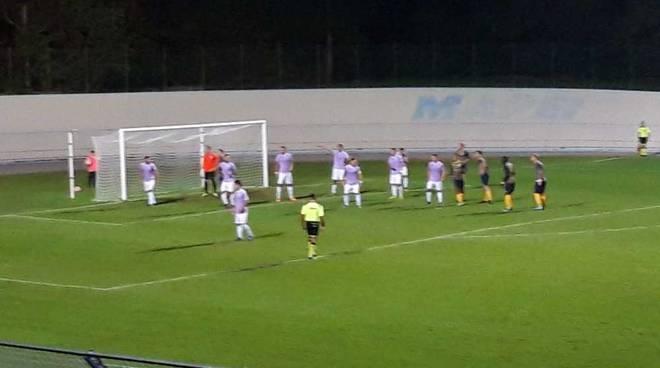 Arconatese-Legnano 1-3