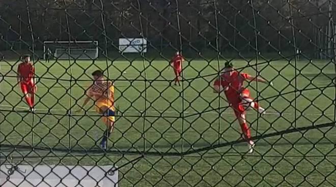 Bosto-Folgore Legnano 1-1