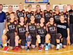 Bulldog Basket Canegrate Promozione Femminile 2019/20