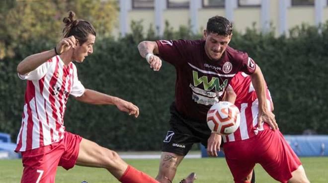 Caravaggio-Milano City 2-2