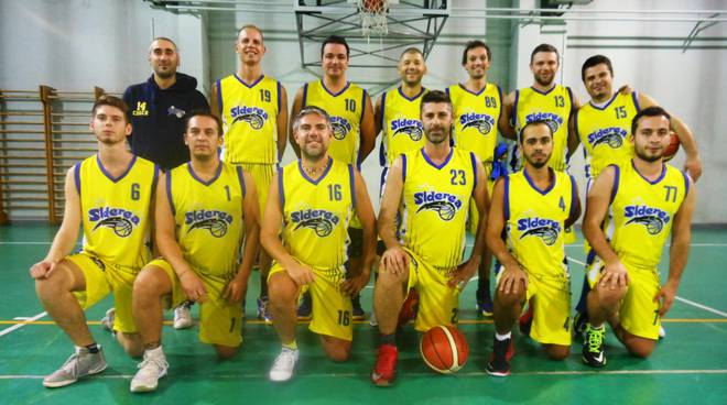UISP Kapo League….Battuta d'arresto per Siderea Basket.