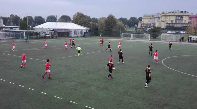 CGSVO-Calcio San Giorgio 2-2