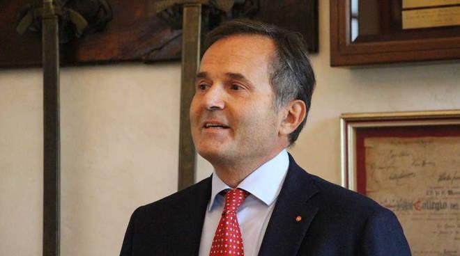 Conferenza stampa presentazione nuovo Gran Maestro Giuseppe La Rocca