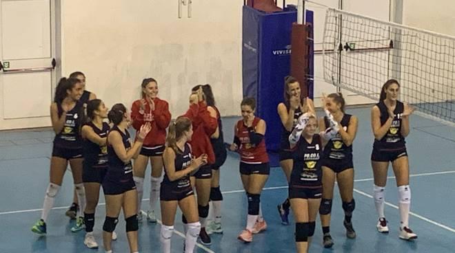 FoCoL Legnano-Insubria Gallarate 3-0